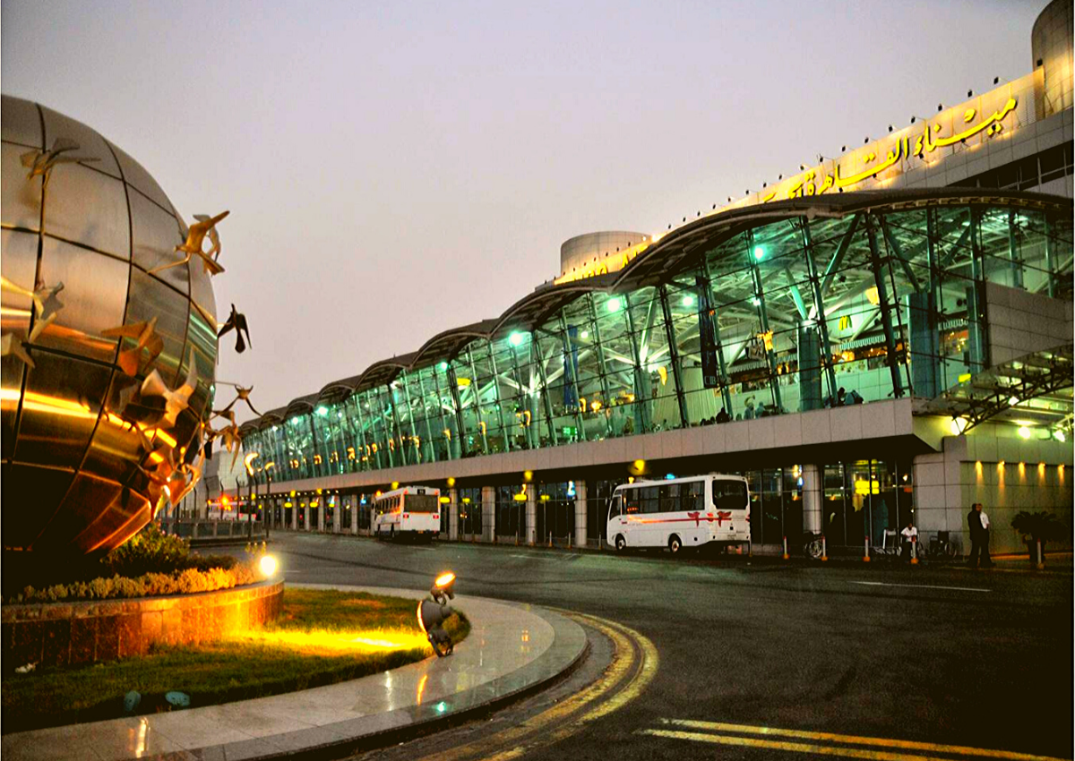 Cairo Airport: Private Transfer Service